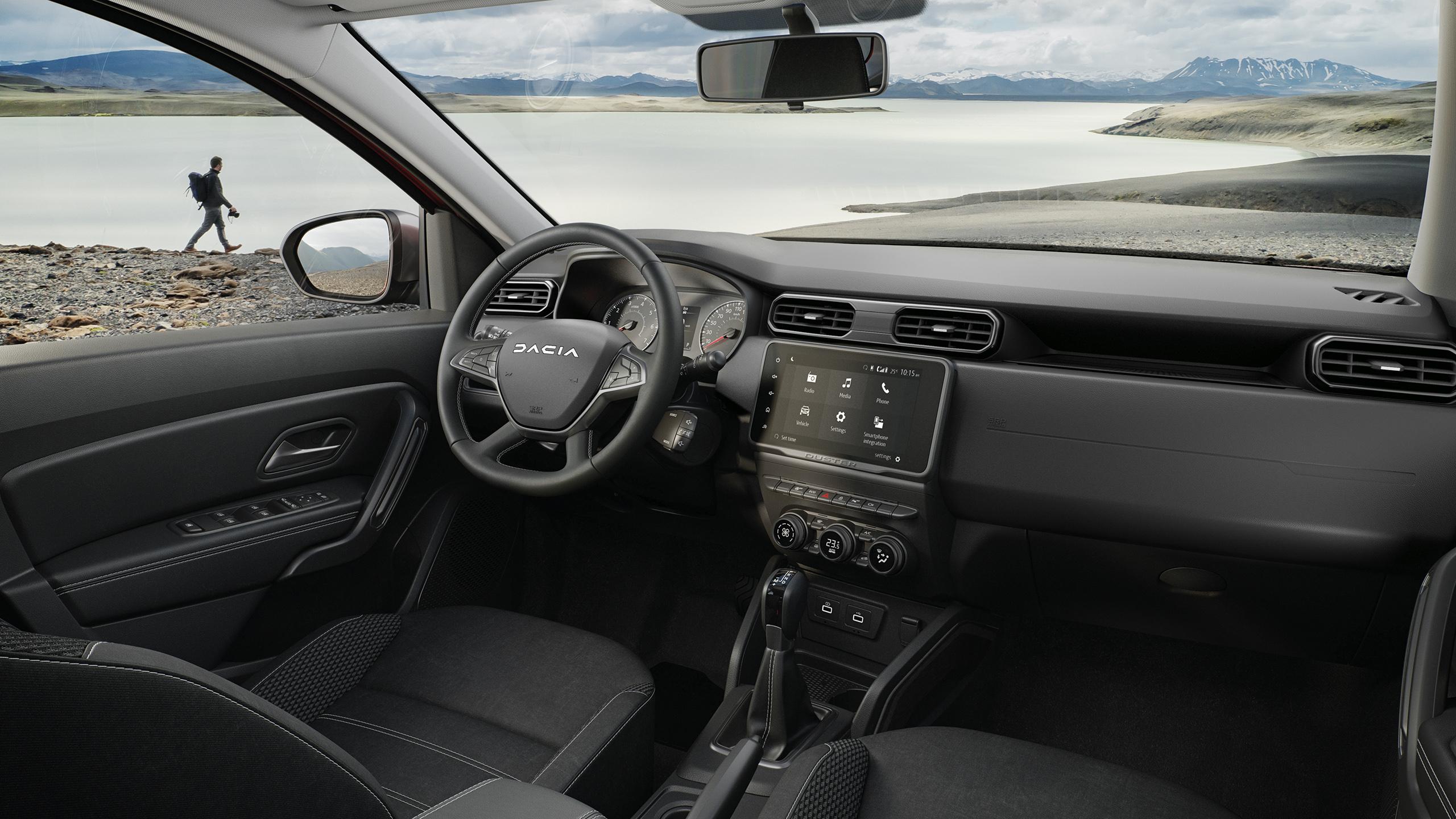 Dacia Nouveau Duster
