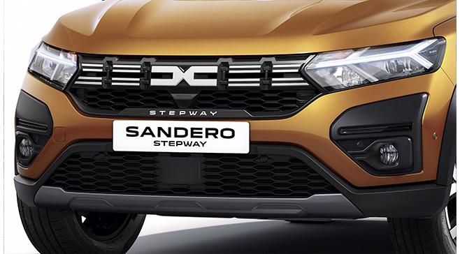 Dacia Nouvelle Sandero Stepway